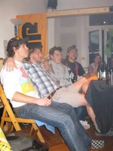 Die Geschichte des Powder Party Bergsport e.V. - Die Gründungsmitglieder