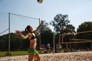 Beachvolleyball-Turnier-2012