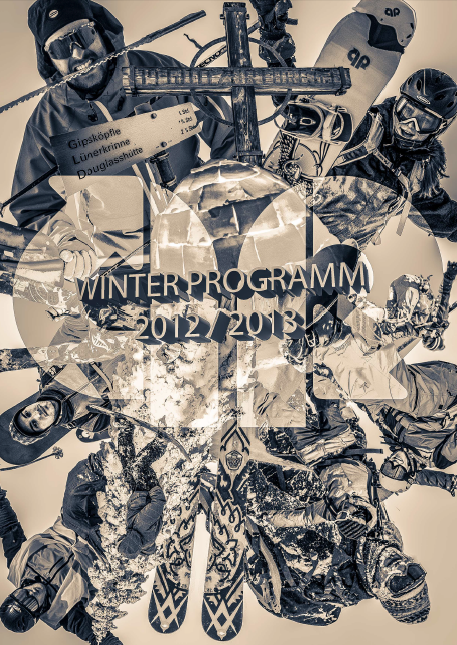 Wintersportprogramm des Powder Party Bergsport Karlsruhe e.V.