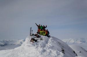 Gipfelfoto Schafberg