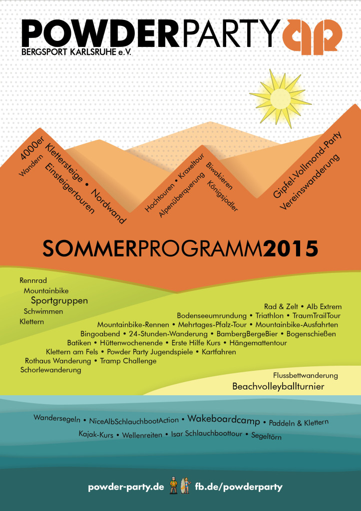 Sommerprogramm 2015