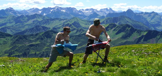 extremeironing