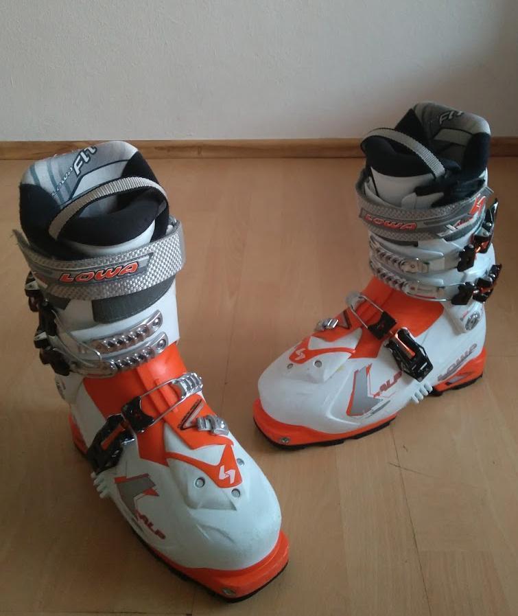 Skitourenstiefel Lowa X Alp Pro Lady